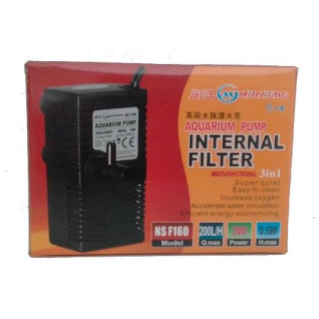 Mini Filtro Interno Minjiang NS-F160