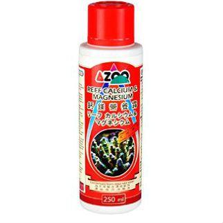 Suplemento Azoo Reef Calcium e Magnesium 250ml