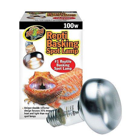 Lâmpada para Répteis Zoo Med Repti Basking Spot