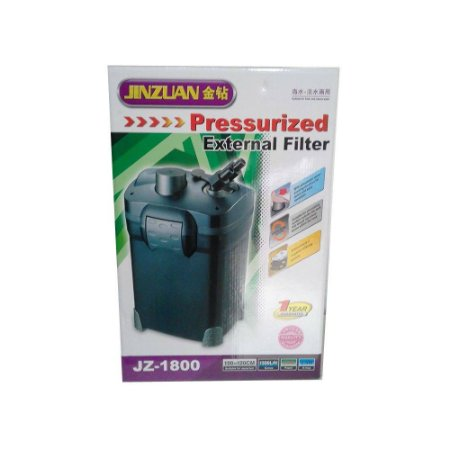 Filtro Canister Minjiang  JZ 1800