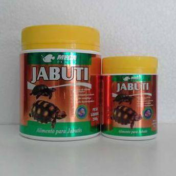Ração para Jabuti Mega Food Com Vermífugo