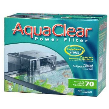 Filtro Externo Hagen AquaClear 70 Aquários Até 265 Litros