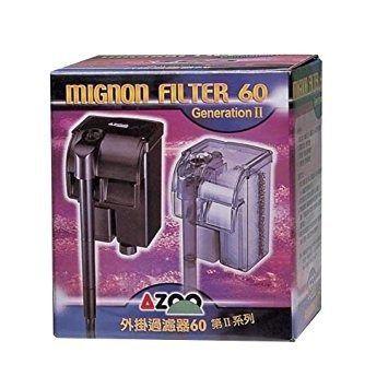 Filtro Externo Azoo Para Aquário 60 L/h 220v