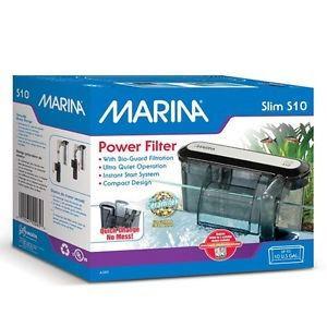 Filtro Externo Hagen Marina Slim S10 Para Aquários De Até 40 litros