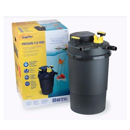 Filtro Hagen Laguna Pressurizado Flo 4000 UV 36W Até 15000 Litros