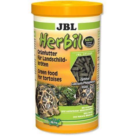 Ração Para Tartaruga Jbl Herbil 250ml/105g