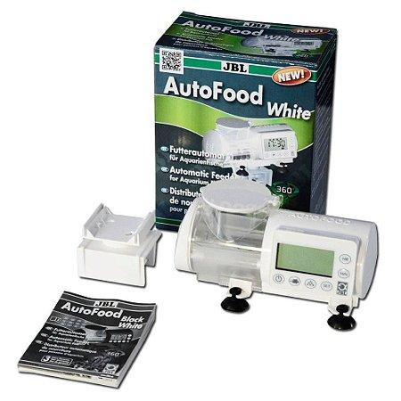 Alimentador Automático Para Peixes JBL Branco