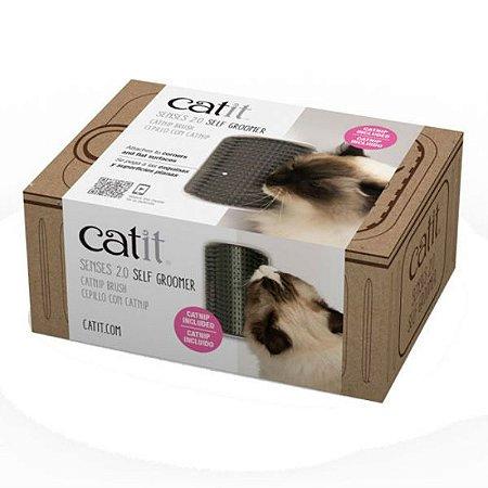 Catit Senses 2.0 Self Groomer Coçador e Escovador Para Gato