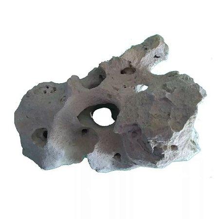 Rocha Basalto Para Aquário Marinho E Ciclídeos 13kg