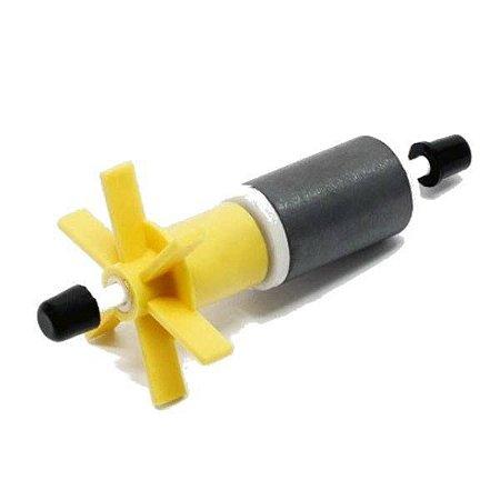 Impeller Com Eixo Para Filtro Canister Para Aquário Sunsun Hw-404 Original