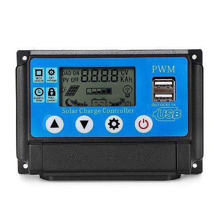 Controlador De Carga 50 Amperes