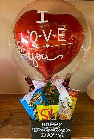 Box de Luxo Valentines