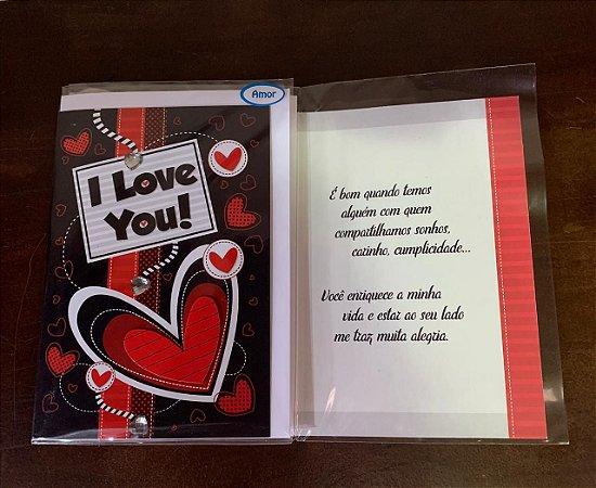 Cartão M amor 01