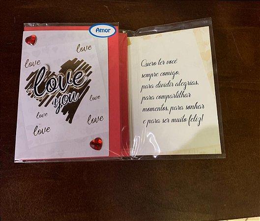 Cartão P amor 01