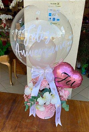 Box Flowers/ Rosé