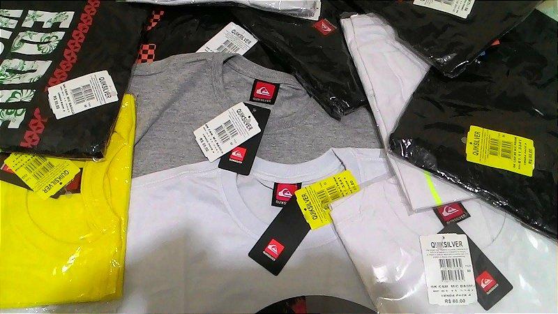 Camiseta Premium Marcas Sortidas e Variadas