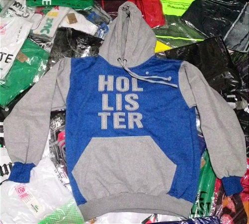 Moletom Hollister Importado