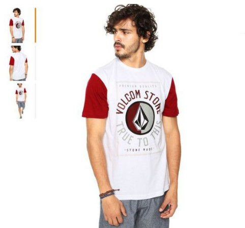 Camiseta Volcom Atacado Premium