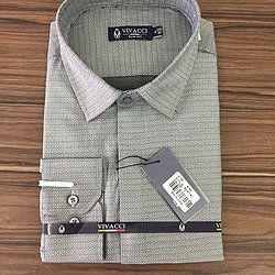 Camisa Social Masculina Vivacci Atacado
