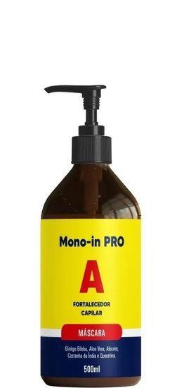 Mono-in Pro A Máscara Fortalecedor Capilar 500ml