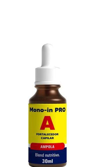 Mono-in Pro A Crescimento Capilar Ampola Blend Nutritivo 30ml