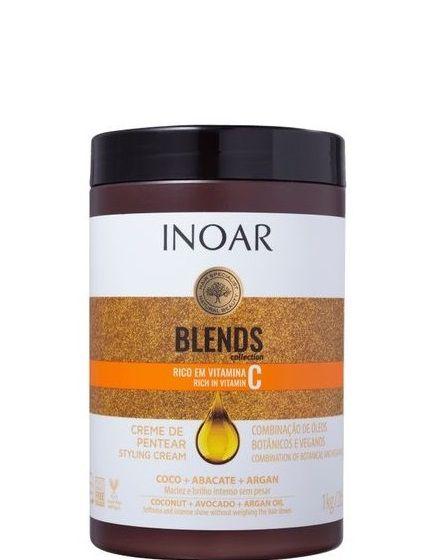 Inoar Creme de Pentear Blends Rico em Vitamina C 1Kg