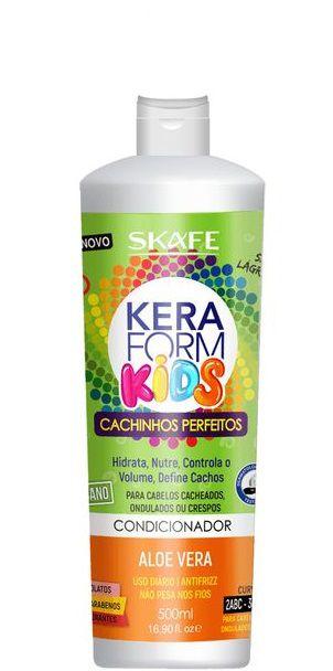 Skafe Keraform Kids Condicionador Cachinhos Perfeitos 500ml