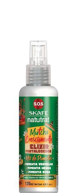 Elixir Fortalecedor Natutrat SOS Mutcho Crescimento 120ml