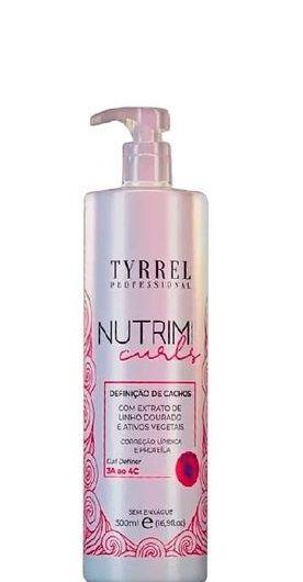Tyrrel Definição De Cachos Nutrimi Curls 500ml