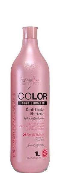 Forever Liss Condicionador Color Protector Cabelos Coloridos 1Litro