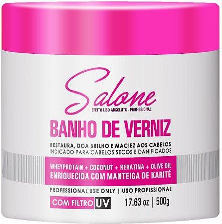 Salone Banho de Verniz Hair Treatment 500g