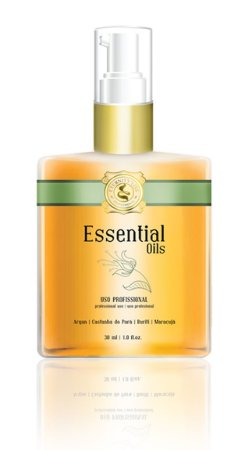 Óleo de Argan Essential Oils Eternity Liss 30ml