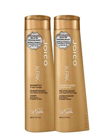 Joico K Pak To Repair Damage Kit Shampoo e Condicionador 2x300ml