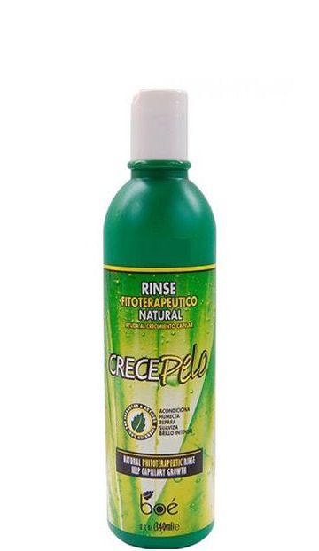 Boé Crece Pelo Rinse Condicionador Natural  350g