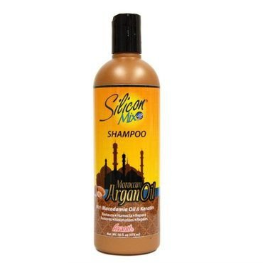 Shampoo Silicon Mix Maroccan Argan Oil 473ml