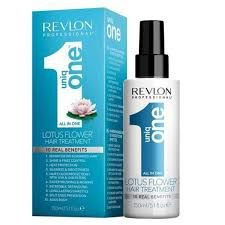 Uniq One Flor de Lotus Leave-in Revlon 10 em 1- 150ml