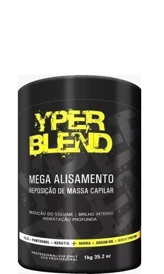 Yper Blend Botox Sem Formol Mega Alisamento Capilar 1Kg
