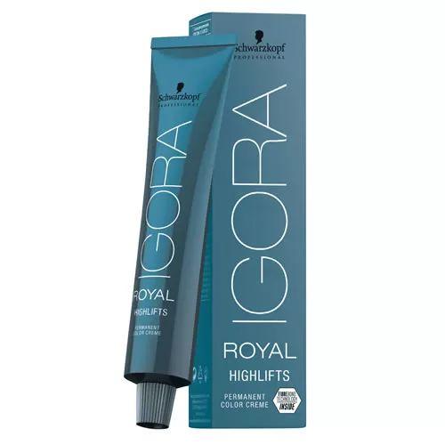 Coloração Igora Royal Highlifts 12.11 Super Clareador Cinza Extra 60g