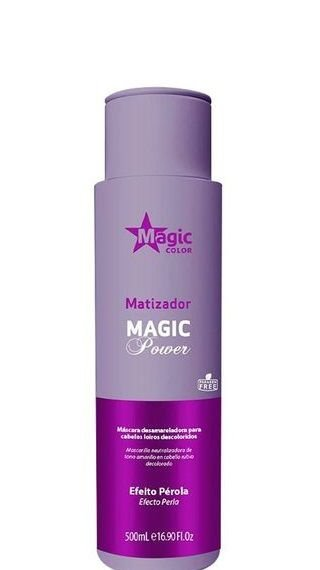 Magic Color Magic Power Matizador Efeito Perola - 500ml