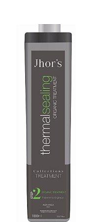Jhors Progressiva Tratamento Orgânico Treatment Thermal Sealing 1Litro