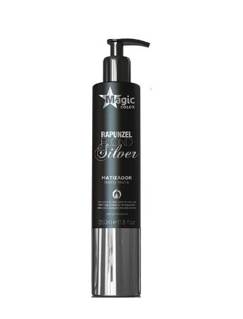 Magic Color Rapunzel Blond Silver Matizador Efeito Prata 350ml