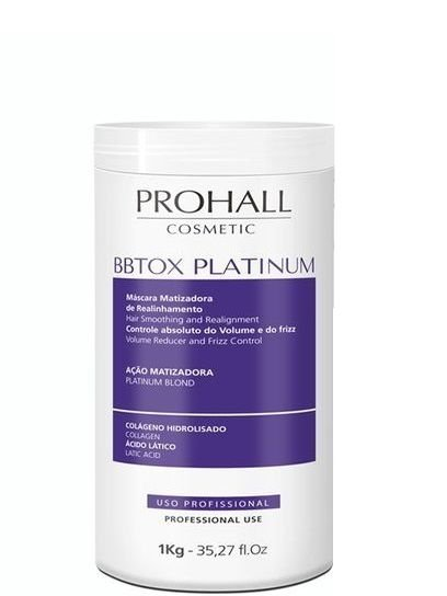 Prohall BBtox Platinum Anti Yellow 1kg OUTLET