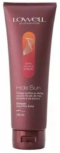 Lowell Hide Sun Lowell Shampoo 240ml
