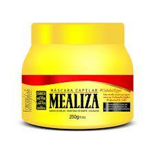 Forever Liss Maizena Capilar MeAliza Máscara Alisamento 250g
