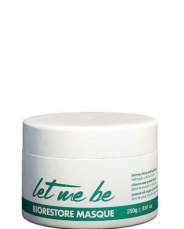 Let Me Be Mascara Bio Restore Hidratação e Brilho 250 gr