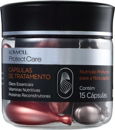 Lowell Protect Care Capsulas de Tratamento 15 unidades 2,7ml