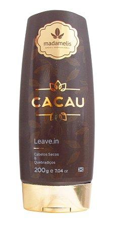 Madame Cacau MadameLis Leave-in P/ Cabelos Secos e Danificados 200g