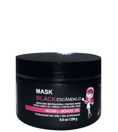 Maria Escandalosa Mascara Black Escandalo 250g