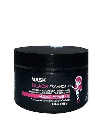 Maria Escandalosa Mascara Black Escandalo 250g