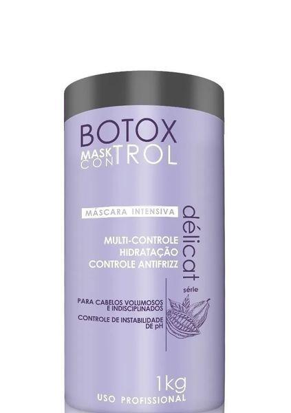 Btox Capilar Mask Control Delicat Madame Cacau 1kg
